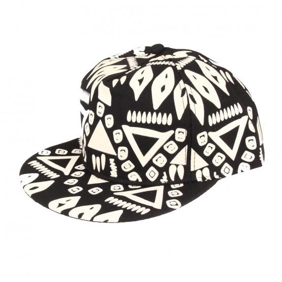 """Full cap kepurė """"Geometry"""" šviečianti tamsoje"""