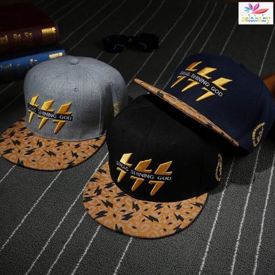 full cap kepure swag shining god