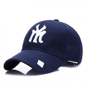 ny snapback kepurė mėlyna