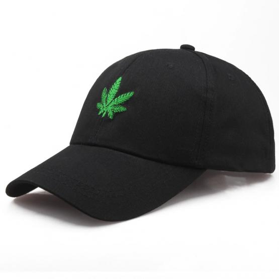 snapback kepure leaf