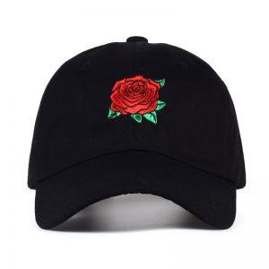 """Snapback kepurė su snapeliu """"Rose"""""""
