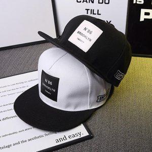 Kepurė su snapeliu Brooklyn
