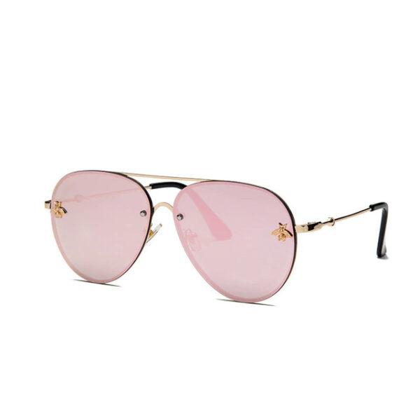 """Akiniai nuo saulės """"Pink Bee"""""""